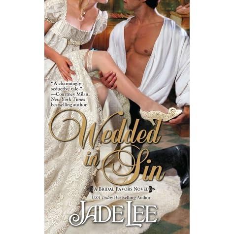 Wedded in sin bridal favors 2 by jade lee fandeluxe Document