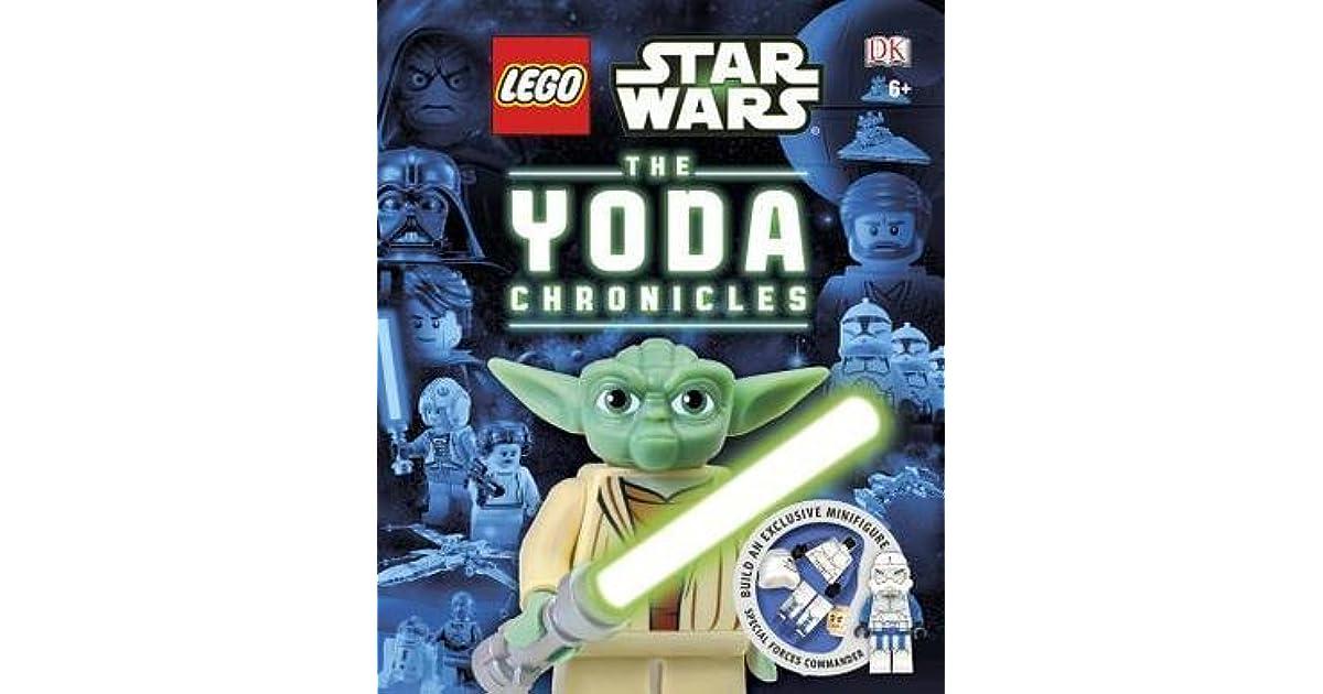 Lego Star Wars The Yoda Chronicles By Daniel Lipkowitz