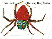 The Very Busy Spider miniature edition