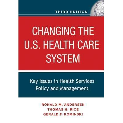 change in health system System changes in healthcare  health systems, hospital administrators, and physician group leaders are actively seeking ways of adjusting to the imminent future in the healthcare space the diagnoses of failure in the healthcare system often focus on a cluster of problems.