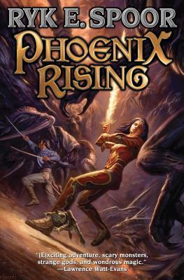 Phoenix Rising by Ryk E. Spoor