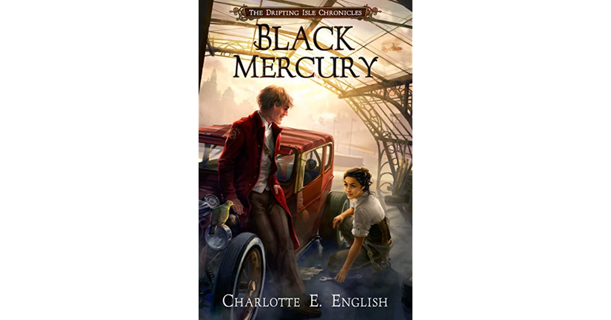 Black Mercury (The Drifting Isle Chronicles Book 2)