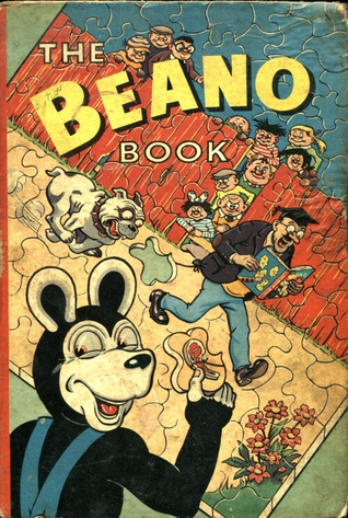 The Beano Book 1960 book cover