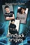 Mindjack Origins Collection (Mindjack Origins #1-3)