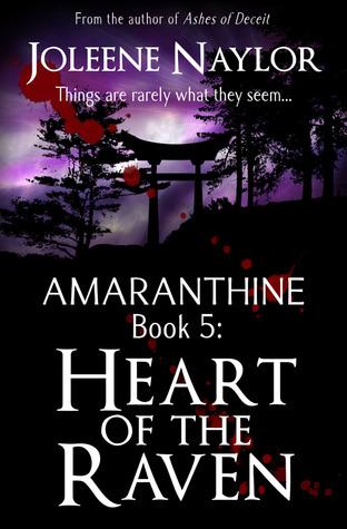 Heart of the Raven (Amaranthine, #5)