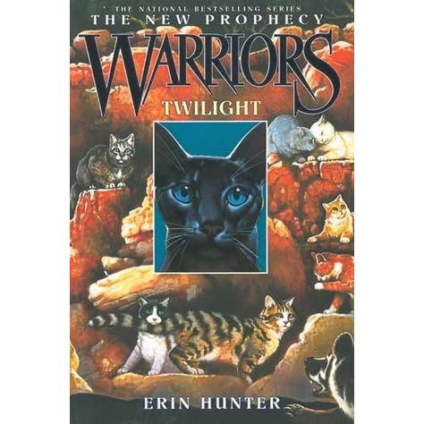 Twilight Warriors The New Prophecy 5 By Erin Hunter