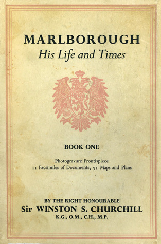Book One His Life and Times Marlborough