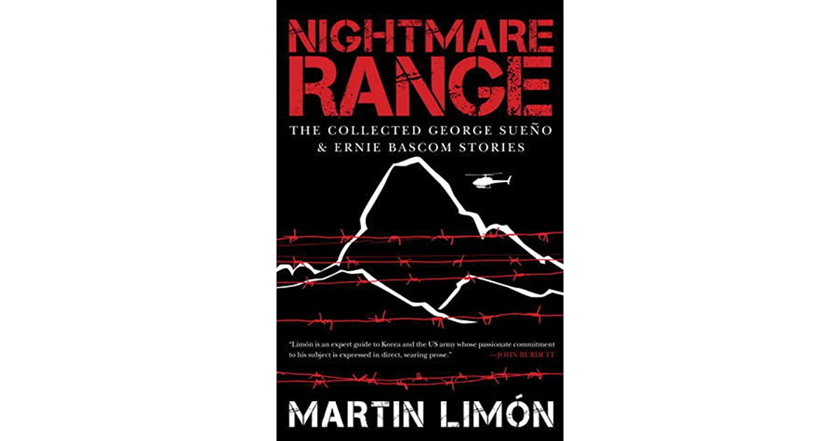 Nightmare Range: The Collected Sueno and Bascom Short Stories