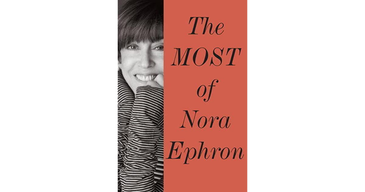 "nora ephron essay a few words about breasts The famed writer and filmmaker nora ephron died at remembered for wit and wisdom her 1972 essay about being flat-chested, ""a few words about breasts."