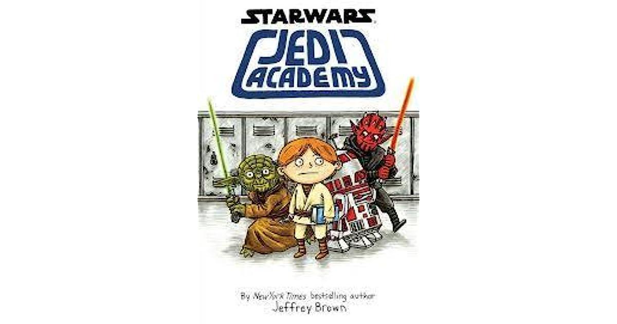 Star Wars Jedi Academy Jedi Academy 1 By Jeffrey Brown