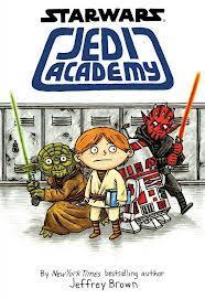 Star Wars: Jedi Academy (Jedi Academy, #1)