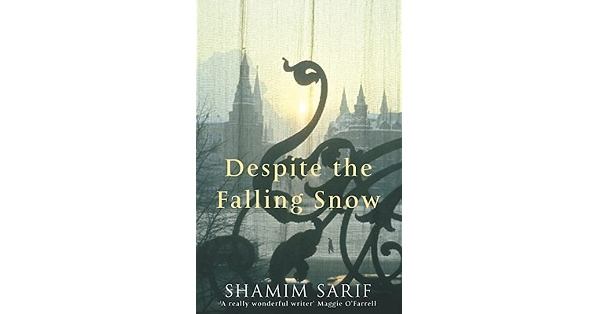 Despite The Falling Snow Book