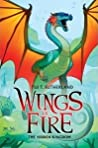 The Hidden Kingdom (Wings of Fire, #3)