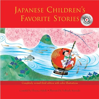Japanese Children's Favorite Stories CD Book One: CD Edition