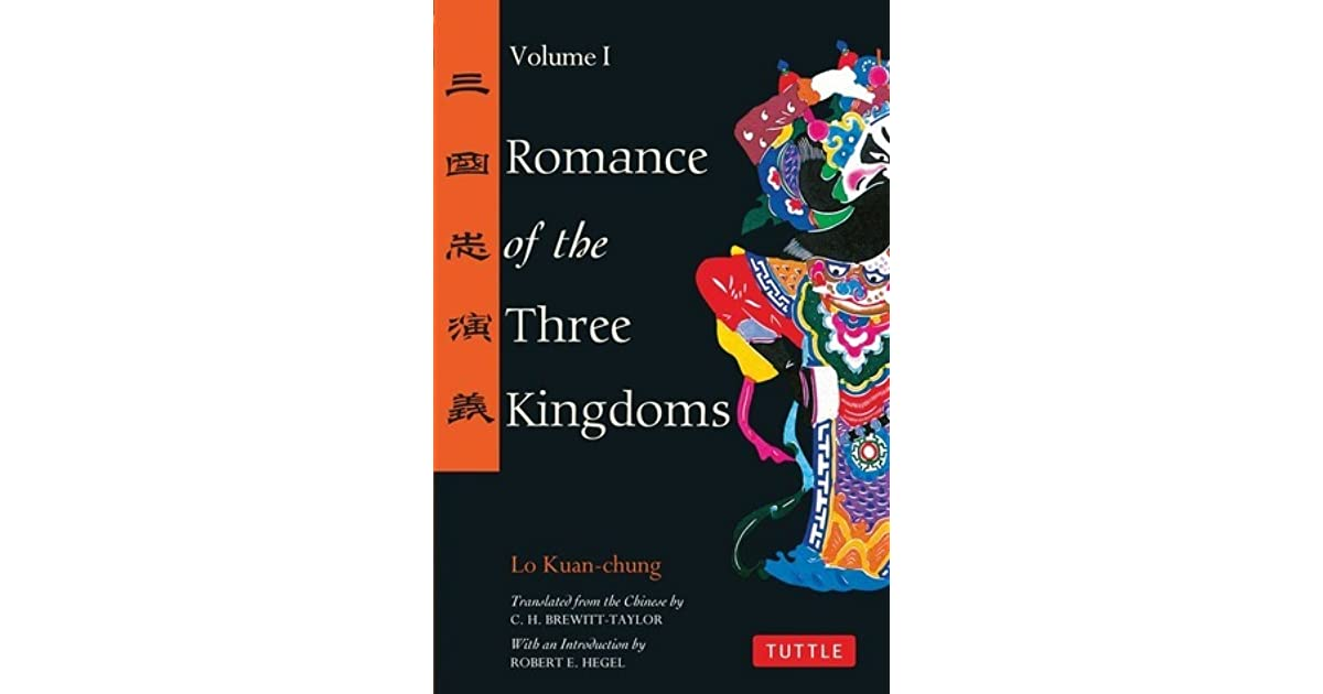 Romance Of The Three Kingdoms Ebook English