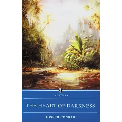 an analysis of mans journey into self in joseph conrads novel the heart of darkness and francis copp Summary and analysis heart of darkness part one a ship called the nellie heart of darkness, a novel by joseph conrad  on a journey into the heart of.