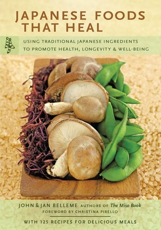 Japanese food that heal
