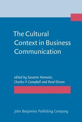 The Cultural Context in Business Communication