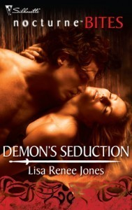Demon's Seduction - Lisa Renee Jones