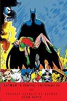 Grandes Autores de Batman: Alan Davis - Mi principio... y mi probable fin