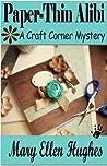 Paper-Thin Alibi (Craft Corner, #3) audiobook download free