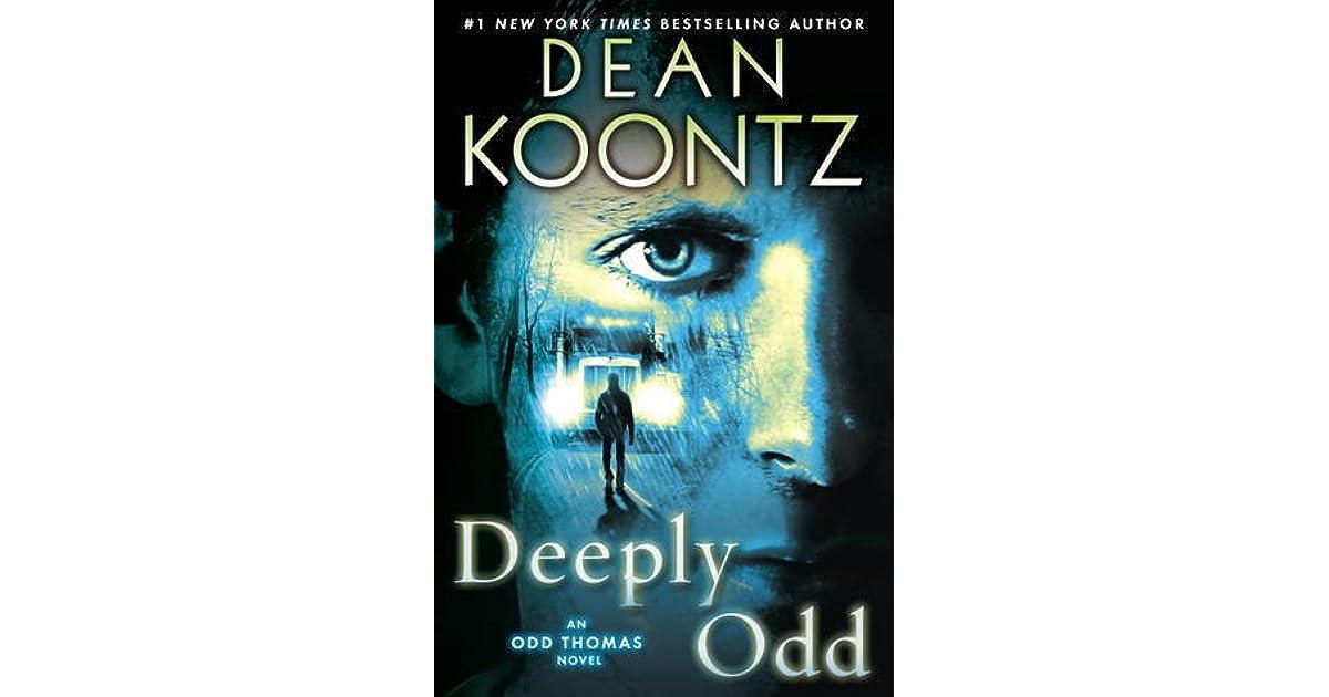 Dean Koontz Odd Hours Pdf