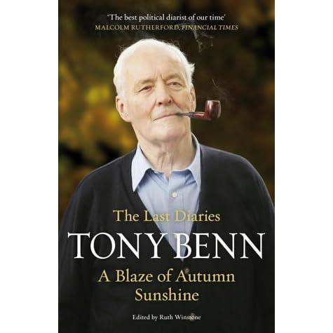 A Blaze of Autumn Sunshine: The Last Diaries