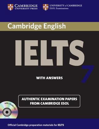 Cambridge IELTS 7 Academic by University of Cambridge