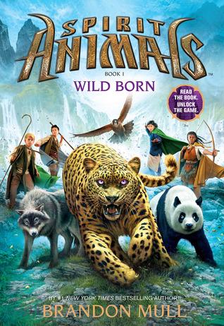Wild Born by Brandon Mull