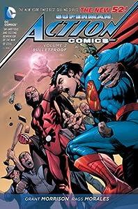 Superman – Action Comics, Volume 2: Bulletproof
