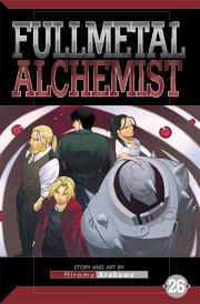Fullmetal Alchemist 26 by Hiromu Arakawa