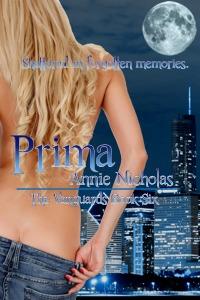 Prima (Vanguards, #6)