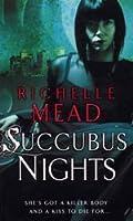 Succubus Nights (Georgina Kincaid, #2)