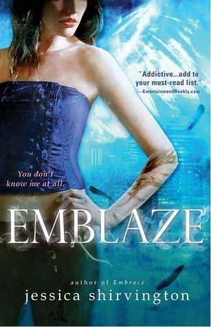 Embrace: Emblaze: Book 3 (Violet Eden Chapters)