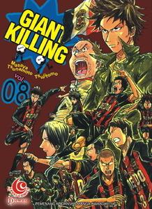 Giant Killing Vol. 8