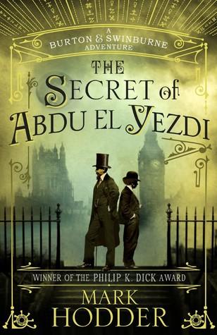 The Secret of Abdu El-Yezdi (Burton & Swinburne, #4)