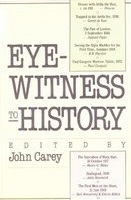Eyewitness To History - Book Club Edition