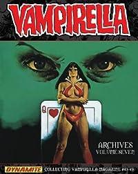 Vampirella Archives, Volume 7