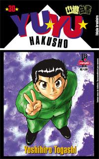 Yu Yu Hakusho, Volume 30: A Ameaça de Game Master