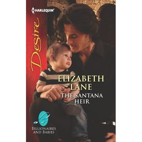 The Santana Heir By Elizabeth Lane