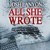 All She Wrote (Holmes & Moriarity, #2)