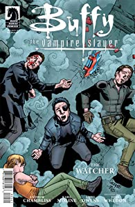 Buffy the Vampire Slayer: The Watcher (Season 9, #20)