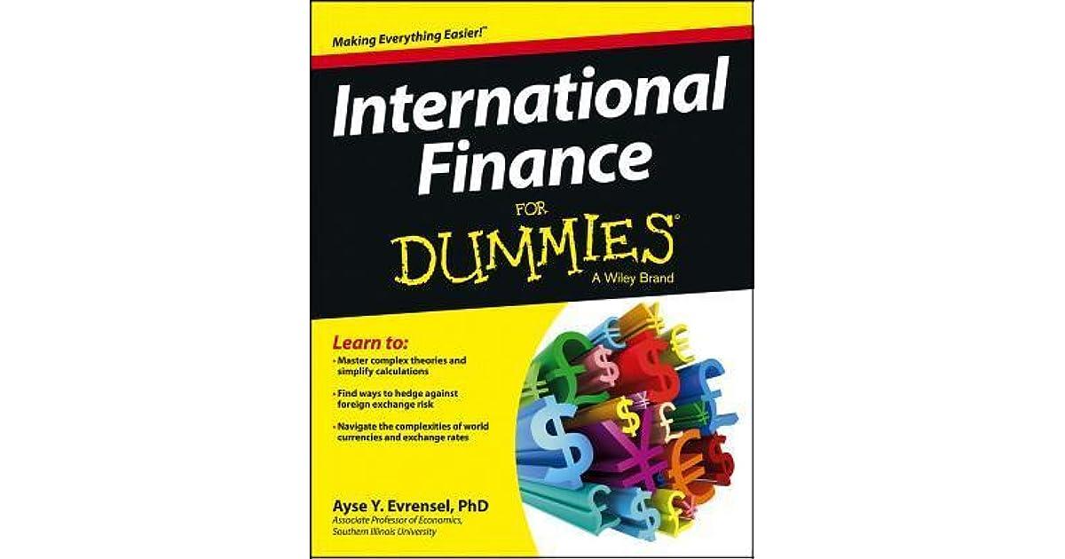 International Finance For Dummies By