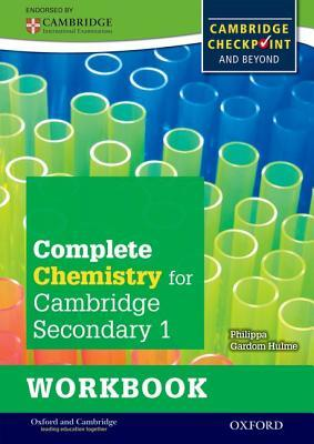 Complete Chemistry for Cambridge Secondary 1 Workbook: For