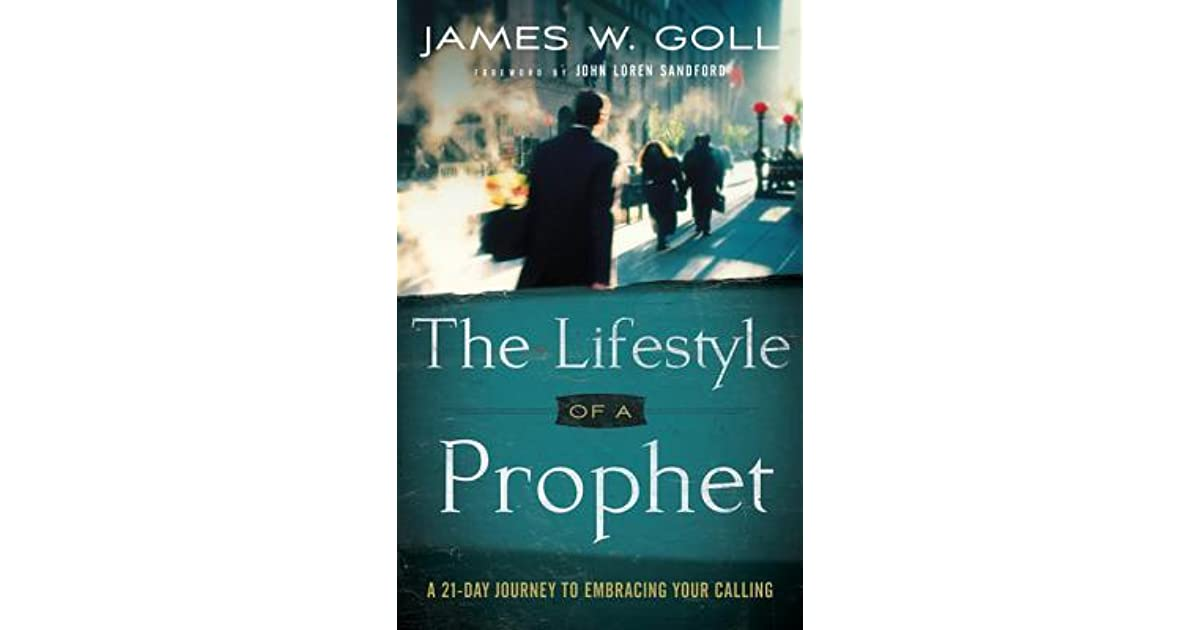 the seer devotional and journal goll james w