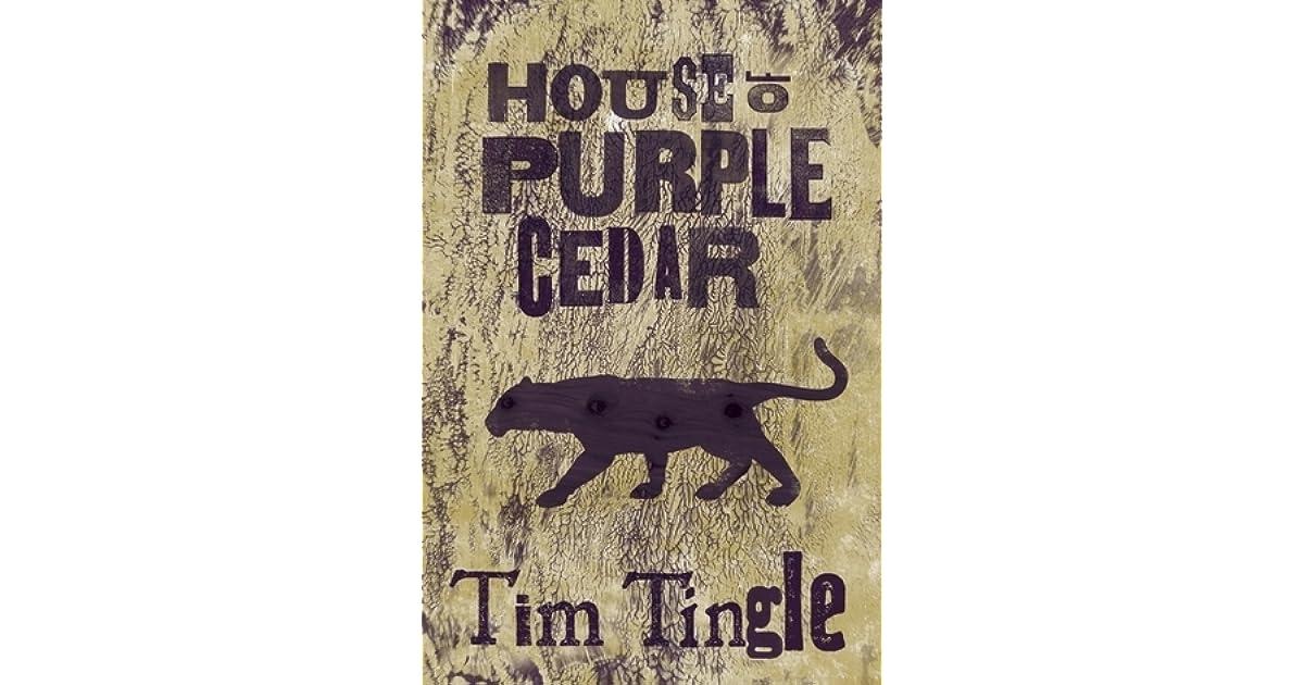 House of Purple Cedar by Tim Tingle