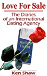 Love for Sale; Diaries of an International Dating Agency by Hironimus   Brown