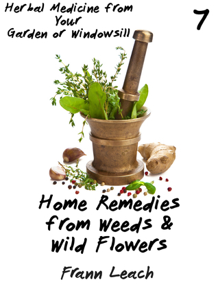 Home Remedies From Weeds and Wi - Frann Leach