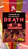 Leading an Elegant Death (Mysteries by Design, #1)