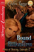 Bound to Billionaires (Doms of Destiny, Colorado, #2)